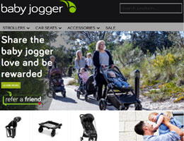 Use a Baby Jogger Coupon for Discounts on Baby Travel Essentials